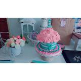 Tortas Decoradas Infantiles, 15 Años, Cupcakes, Mesas Dulces