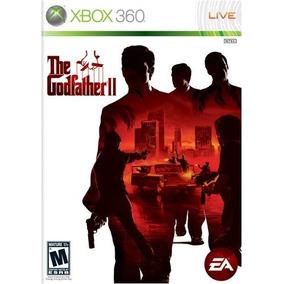 The Godfather Ii / O Poderoso Chefão 2 - Xbox 360 - Lacrado