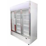 Refrigerador Exhibidor Para Lácteos, Comidas, Bebidas, Etc.