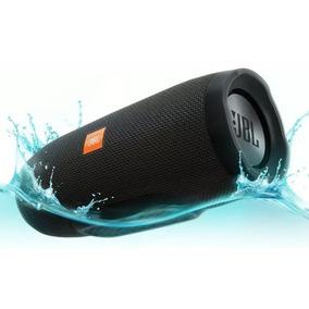 Caixa Caixinha De Som Bluetooth Charge 3 Resistente A Aguá