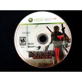 ¡¡¡ Ninja Gaiden 2 Para Xbox 360 !!!