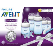 Kit Set De Teteros Avent Azul Anticólicos Avent Philips