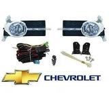 Neblineros Chevrolet Aveo 2010 - On