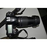 Camara Nikon D 200 Completa