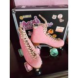¡remate! Patines Estilo Único Moxi Roller Skates