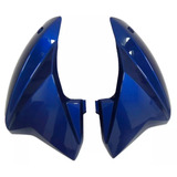 Aba Tanque Titan150 2014 Azul Ex Par Serjão Moto Peças