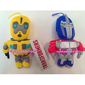 Peluche Transformers Optimus Prime 20 Cm En Agranaditos