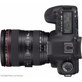 Canon 70d + Lente 24-105mm 4.0 + Grip + 2 Baterias