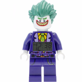 Lego Batman Movie Joker Despertador Diego Vez