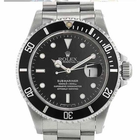 Reloj Rolex Submarine Acero Inoxidable