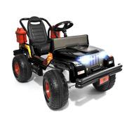 Karting A Pedal Auto Infantil Wrangler Tipo Jeep
