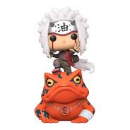 Boneco Funko Pop Naruto Shippuden Jiraiya No Sapo Toad  73