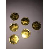 Monedas De Oro De Colección Caciques De Venezuela