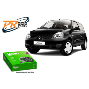 Kit Embreagem Valeo 227959 Renault Clio Sedan Rl 1.0 2002