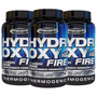 Hydroxy Fire 360 Caps. Fireforce Carnitina Garcinia Chitosan