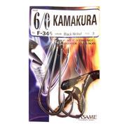 Anzuelo Sasame Kamakura F345 #6/0 Pesca Variada Con Carnada