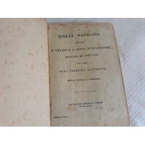 Biblia Antiga 1948 João F,d