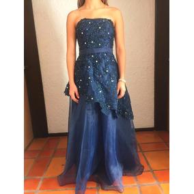 Vestido De Fiesta Largo De Noche Boda Xv Años Elegante