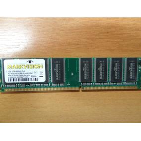 Memoria Markvision 1gb Ddr 400mhz - 3200u