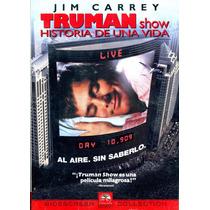Dvd Truman Show ( Historia De Una Vida ) 1998 - Peter Weir