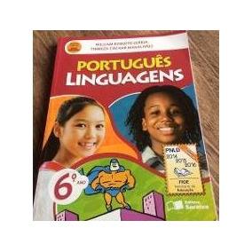 Portugues Linguagens 6 Ano 7ª Ed 2012 Saraiva