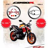 Parrilla Para Moto Cb190r