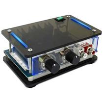 Receiver Amplificador Potencia Slim 1002 Rc 40w 2 Canais Som