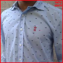 Camisa Sergio K | Camisa Esporte Fino | Sergiok Social