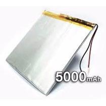 Bateria Tablet Gt 7326 Genesis 3,7 Volts 5000mah 14.8wh
