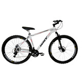 Bike Aro 29 Wny Q. 19 Al. 21v Kit Shimano Freio Disco