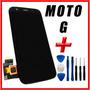 Pantalla Lcd Touch Moto G Xt1032 Original Negra Envio Gratis