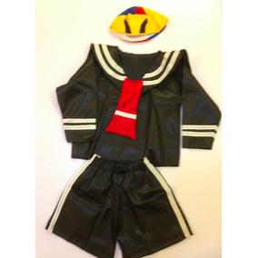 Disfraz Quico Kiko Para Niño