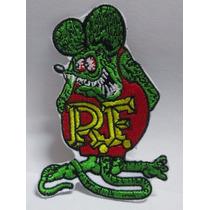 Rat Fink,bobber New School Parche Importado Solo $85