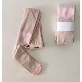 H&m Medias Panty Gruesas Para Niñas 7/8 Años