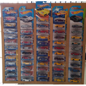 Lote Colecionador 100 Ferraris Hotwheels Sortidas Lacradas