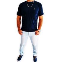 Kit 5 Calças Jeans Masculina Skinny Com Lycra Grandes Marcas
