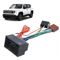Oferta Kit Chicote Original + Adaptador Antena Jeep Renegade