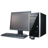 Computador Pc Clon Core I3 4gb Ram 500dd + Monitor 19 Usado