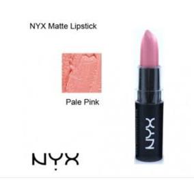 Batom Mate Da Nyx Pale Pink Original