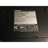 Laptop Toshiba Satellite L645d Piezas