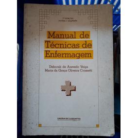 Manual De Tecnicas De Enfermagem Deborah De Azevedo Veiga