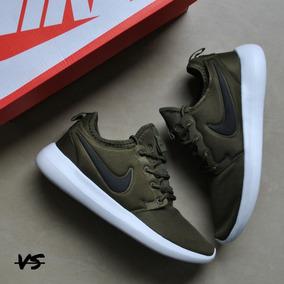 Nike Roshe Two Verde Para Caballeros