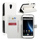 Doogee X6 Case, Doogee X6 Pro Case, Fettion Leather Wallet