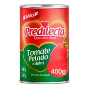 Tomate Pelado Lata 400g Predilecta