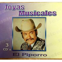 El Piporro Joyas Musicales Box Set 3 Cds