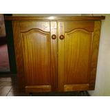 mueble multiuso en formica imitacion madera puertascaba