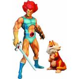 Thundercats Leon-o Lion-o & Snarf 2-pack Mezco Mega-scale