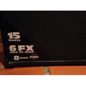 Planta De Guitarra Line 6 Modelo Spider 3 De 15watts