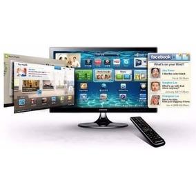 Smartv Y Monitor 27 Pulgadas Samsung Serie5 T27b550lb 190