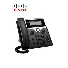Telefono Ip Cisco Unified 7821, 3.5 Tft, 396x162, 2 Lineas,